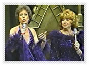 Beverly Sills and Carol Burnett farewell medley